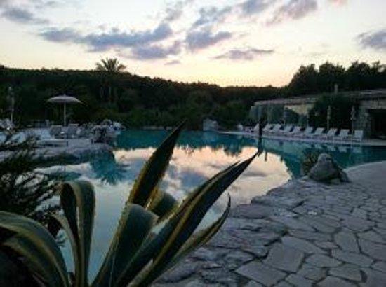 Aquapetra Resort & Spa: La piscina