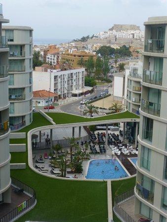 Agora Spa & Resort: Vistas del hotel
