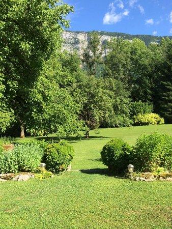 la bageatiere : The stunning gardens