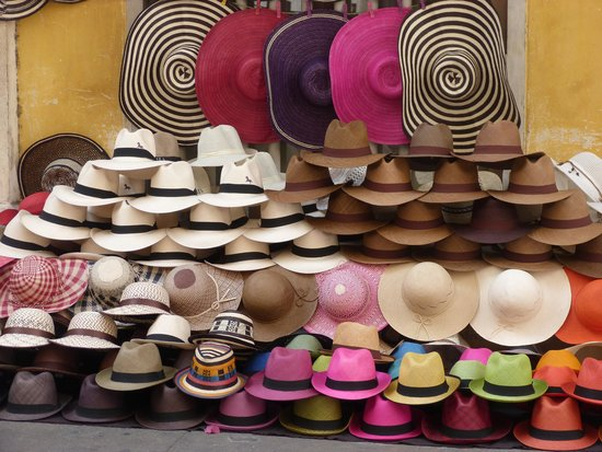 Muraille : sombreros