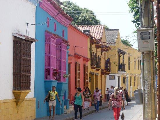 Muraille : street
