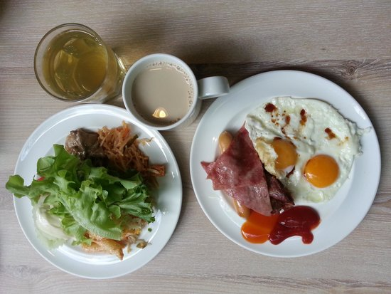 Vic3 Bangkok : Yummy breakfast