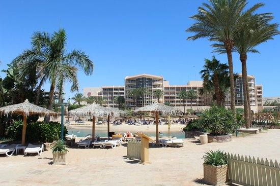 Hurghada Marriott Beach Resort : Отель