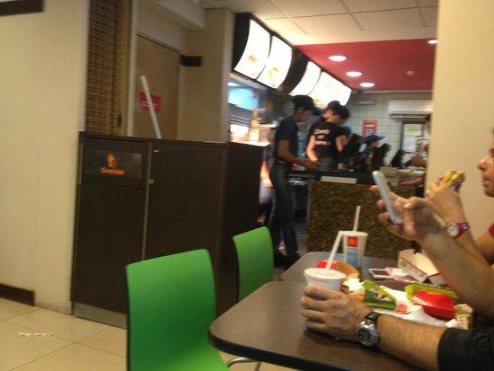 McDonald's: Local