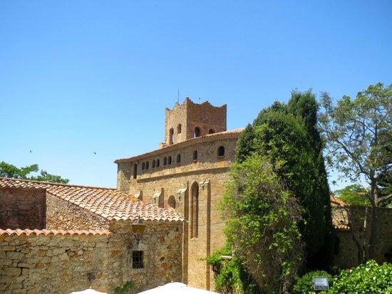 Castle - Picture of Vila Vella (Old Town), Tossa de Mar ...