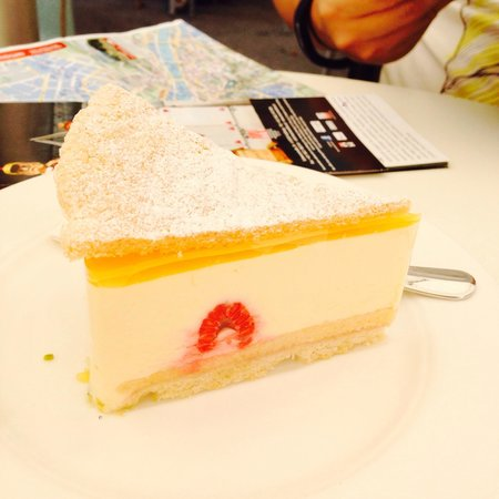 Fingerlos : Cheese cake
