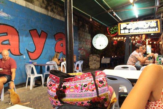 Papaya: Наш любимый столик :)