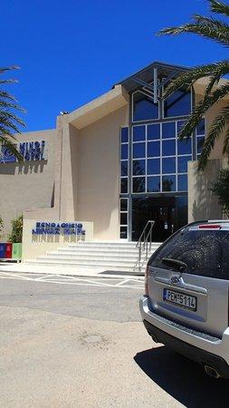 Minos Mare Hotel: entrée principale