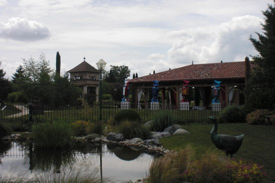 Bistrot L Ancienne Auberge 1900 : Site magnifique
