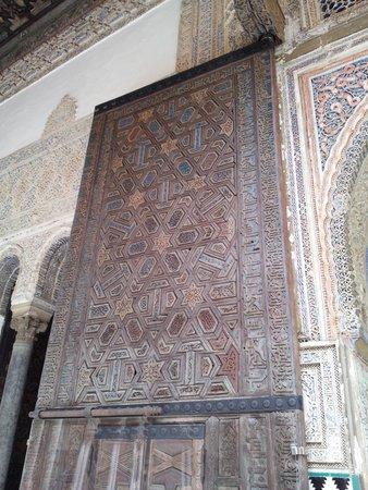 Real Alcázar: Porte magnifique