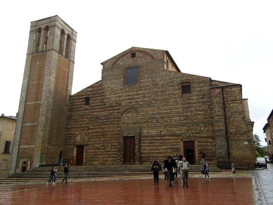 Piazza Grande a Montepulciano: Montepulciano