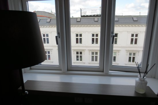 Andersen Boutique Hotel: View from Room 97