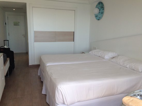 ClubHotel Riu Gran Canaria: Bedroom