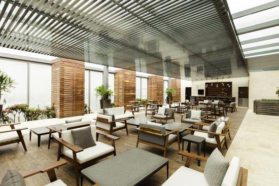 Hilton Mexico City Santa Fe: Cielo