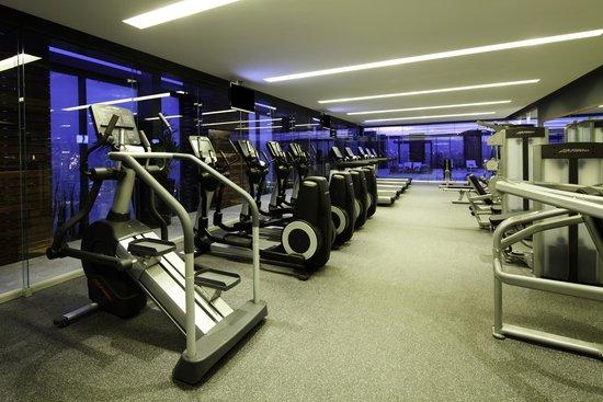 Hilton Mexico City Santa Fe: Fitness Center