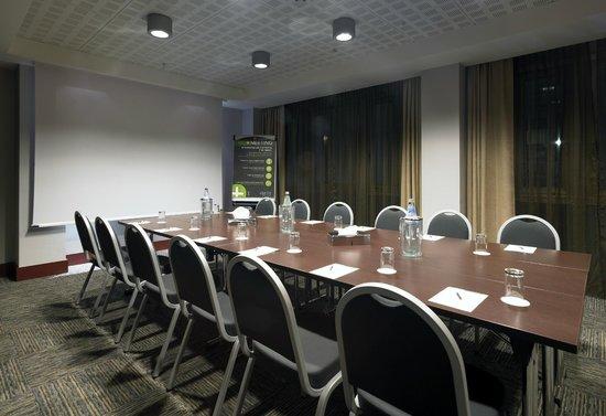 NH Roma Leonardo da Vinci: Meeting Rooms