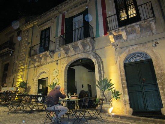 Cantina Modica: Prachtig barok palazzo