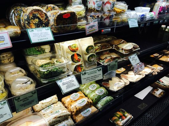 Gourmet Salad Bar Picture Of Mill Valley Market Mill