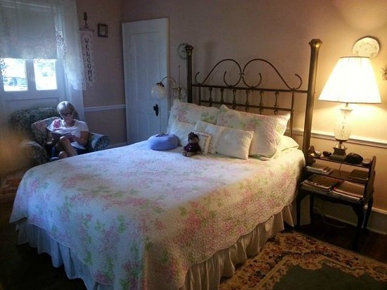 Mount Dora Historic Inn : Mr Charlie's room - ground floor