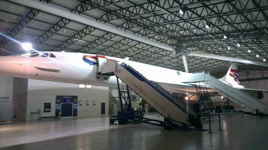 National Museum of Flight: Concorde, Hanger 4