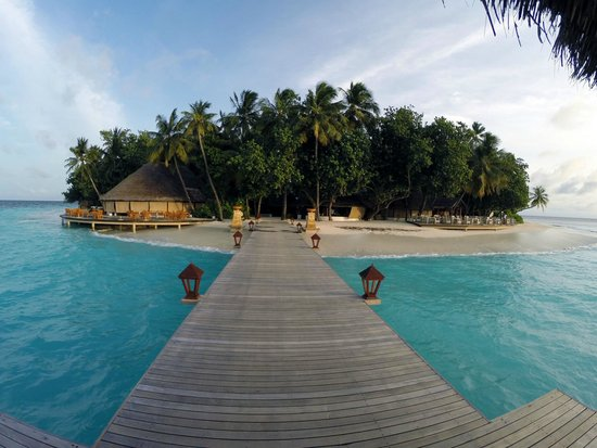 Angsana Ihuru: The Jetty again