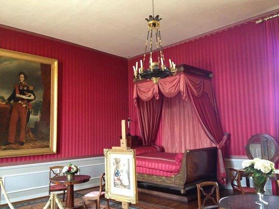 Chateau d'Amboise: Bedroom