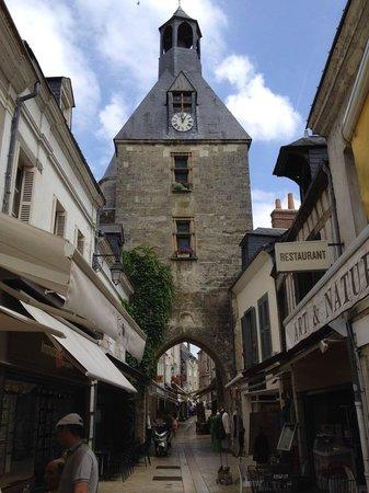 Château d'Amboise : Town of Amboise