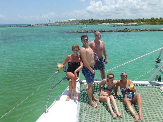 FatCat Ocean Adventures: On the Catamaran