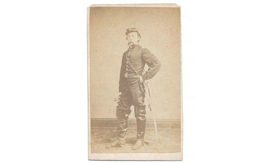 The Horse Soldier: My Great Grandfather