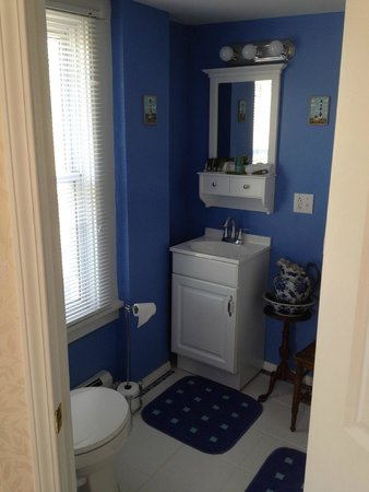 Mountain Treasure Bed and Breakfast: Bathroom