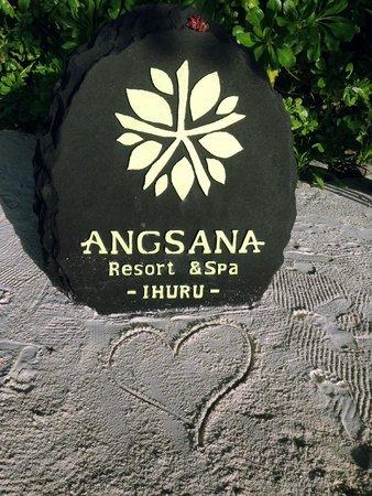 We love Angsana Ihuru June 2014