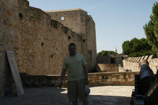 Cesme Castle: piętro I
