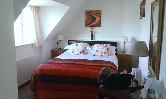 Mariners B&B: Our Room