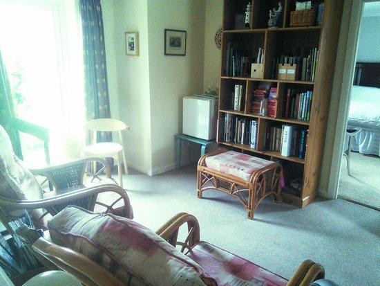 Millbrook Bed & Breakfast: quiet space