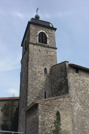 Cite medievale de Perouges: Eglise du Château