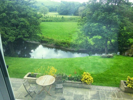 Millbrook Bed & Breakfast: view from room 5