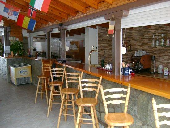 Marialena Hotel: bar