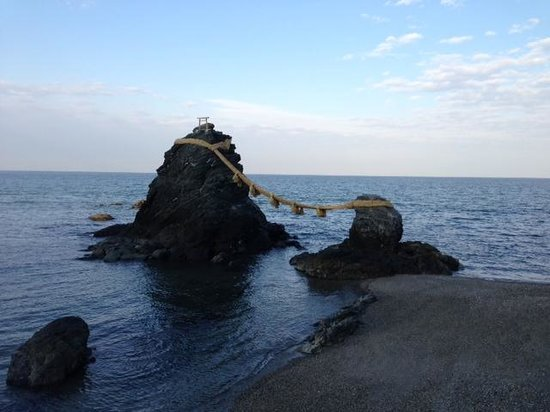 Meotoiwa: 夫婦岩