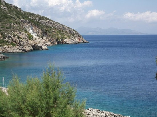 Palataki Absolute Blue: Just have a look at the Ionian Sea