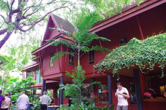Jim-Thompson-Haus: Una maravilla