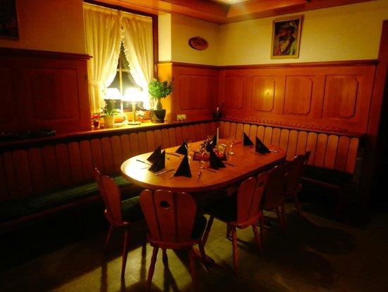 Gasthaus Adler : Salon2