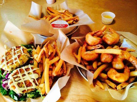 Bennett's Fish Shack: Yummy Seafood