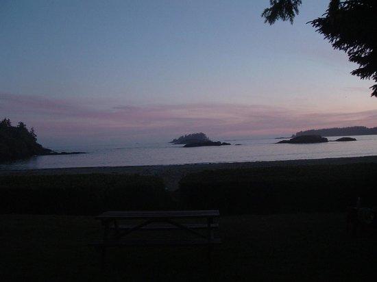 Ocean Village Beach Resort : watta view