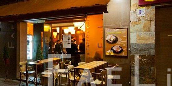 Restaurante faeli en albacete con cocina otras cocinas - Cocinas en albacete ...