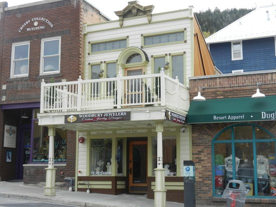 Park City Main Street Historic District: Another Main Street Business