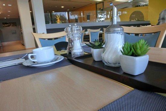 KTC Königstein: Tischdeko