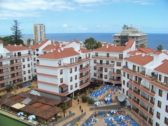 Apartamentos Casablanca: en las alturas!!