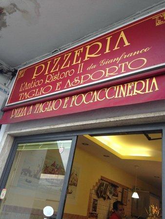 Pizzeria Antico Ristoro