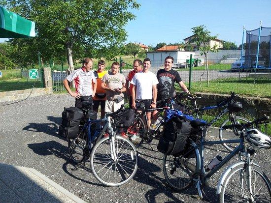 Hostel Ociski Raj: Bikers
