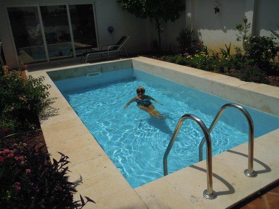 Villa Gloria: Poolen